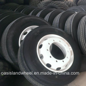 Assembly (215/75r17.5 235/75r17.5 275/70r22.5) Light Truck, TBR Tire with Steel Wheel Rim pictures & photos