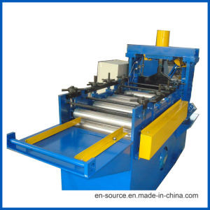 Traffic Road Safety Products Guardrail Highway Roll Forming Cutting Machine pictures & photos