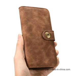 New Detachable Wallet Cell Phone Case for Samsung Note8/S8/S8plus/S7/S7 Edge etc pictures & photos