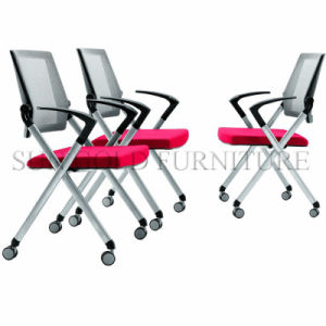 Meeting Room Office Foldable Staff Training Chair Office Chair (SZ-TC001) pictures & photos