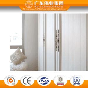 Home Furniture Aluminum/Aluminium/Aluminio Bedroom Wardrobe Cabinet pictures & photos