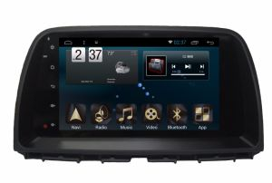 New Ui Car Player Car Navigation for Cx-5 with 9 Inch Car GPS