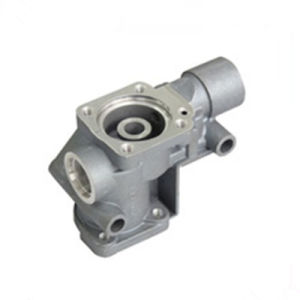 Aluminum Die Casting Auto Water Pump pictures & photos
