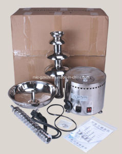Low Price Chocolate Fountain Machine Wholesale/ Commercial Chocolate Fountain pictures & photos