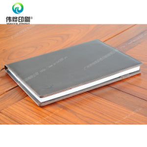 Leather Cover Printing Paper Stationery / Notebook pictures & photos