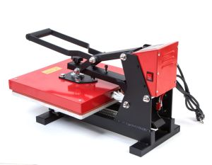High Pressure T-Shirt Sublimation Heat Press Transfer Printing Machine pictures & photos