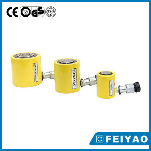 Small Hydraulic Lift Cylinder Low Height Hydraulic Jack pictures & photos