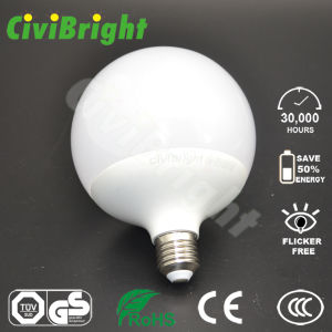 G120 18W Warm White LED Global Bulb with Ce RoHS pictures & photos