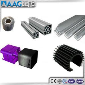 Custom Aluminum/Aluminium Profile for Industrial/Construction pictures & photos