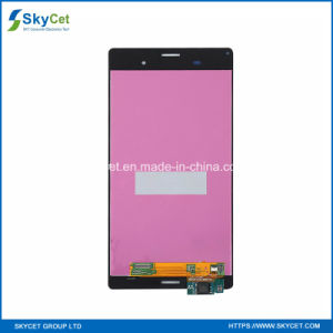 Original Mobile Phone LCD Screen for Sony Xperia Z3 D6603 LCD Screen Assembly pictures & photos