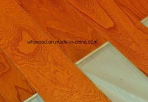 801 Multi-Layer Elm Wood Flooring pictures & photos