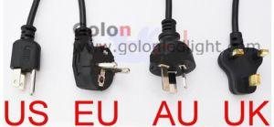 110lm/W China Manufacturer Ce RoHS LED Flood Light 150W with Au Us EU UK Plug pictures & photos