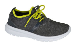 Women′s Casual Breathable Sport Running Shoes pictures & photos