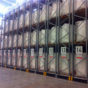 Frozen Food Storage Electric Mobile Rack pictures & photos