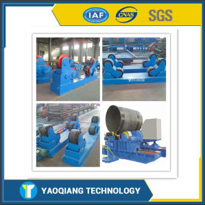 Popular Factory Direct Sale 5t Welding Turning Roll pictures & photos