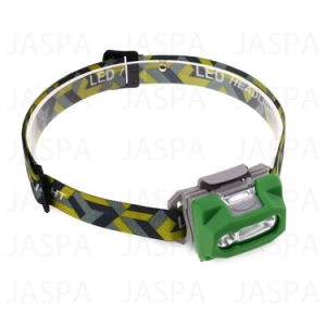 Dry Battery Powered COB LED Headlamp (21-2Y1716) pictures & photos