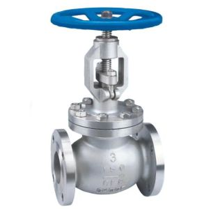 ANSI Stainless steel Flange Globe Valve (J41) pictures & photos