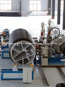 Large Diameter HDPE/PP Hot Winding Structured- Wall Pipe Production Line pictures & photos