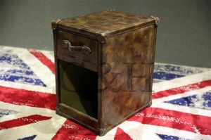 Wholesale Custom Suitcase, Large Vintage Wood Storage Trunk pictures & photos