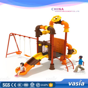 Maria Pipe Type Design and Slide Equipment for Children pictures & photos