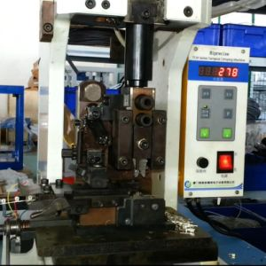 High Precision Semi-Automatic Wire Cable Terminal Crimping Machine Tool pictures & photos