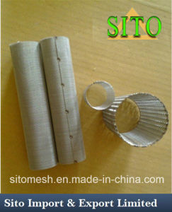 Stainless Steel Wire Mesh Strainer/Cartridge Filter pictures & photos