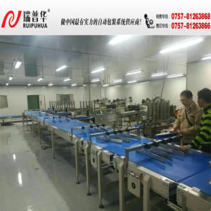 a Feeder to Automatic Food Packing Machine pictures & photos