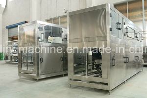 Automatic SUS304 5gallon Filling Machine with 2 Filling Heads pictures & photos