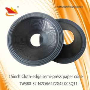 Good Quality PA Speaker Parts 15inch Paper Cone - Speaker Cone pictures & photos