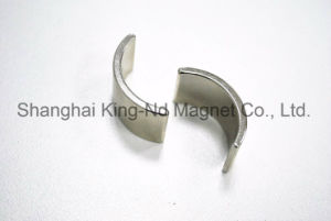 N38sh Arc/Segment Neodymium Magnet for Power Steering Motor pictures & photos