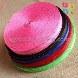 Sewing Dog Leash Nylon Webbing pictures & photos