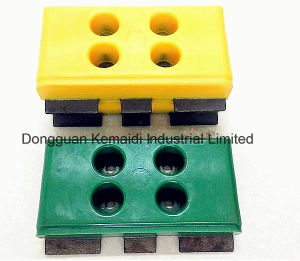 Urethane Track Pad for Wirtgen Milling Machine pictures & photos