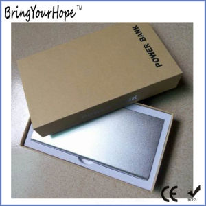 8000mAh Power Bank in Metal Material with LED Flashlight (XH-PB-029) pictures & photos
