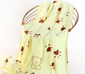Wholesale High Quality Microfiber Bath Towel for Home pictures & photos