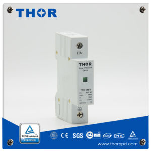 AC Power SPD Lightning Arrester Surge Arrester Surge Protector pictures & photos
