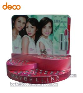 Cosmetic Metal Display Stamd Counter Display Case pictures & photos