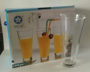 Machine Press Tumbler Glass Cup with Good Price Kb-Hn09812 pictures & photos