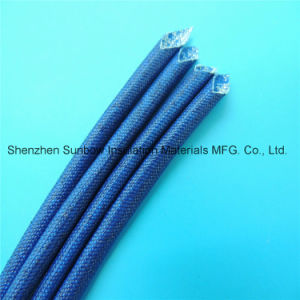 Acrylic Resin Coated Fiberglass Braided Electric Wire Insulation Sleeves and Tubes pictures & photos
