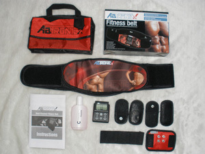 Ab Belt With Dual Channel (QY-1035) pictures & photos