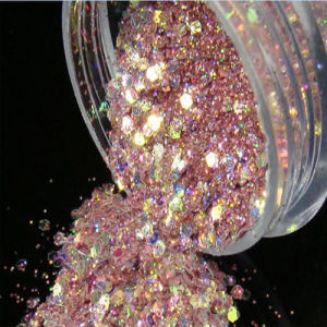 Multi Glitter Powder pictures & photos