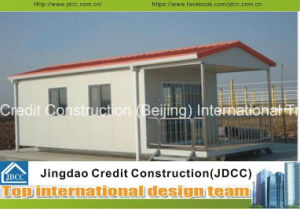 Easy Install Modular Prefab Houses pictures & photos