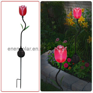 Solar Flower Garden Light (HL016-2)