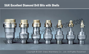 Glass Driller / Diamond Drill Bit pictures & photos