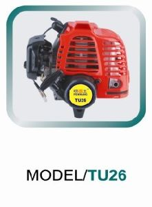 Gasoline Engine with 2 Stroke Tu26 Engine pictures & photos