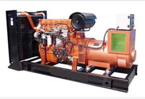 Diesel Generator with Yuchai Engine