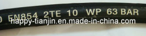 2te Textile Reinforced Hydraulic Hose pictures & photos