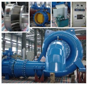 Mini Power Planr/ Hydro Turbine Generator Unit/ Water Turbine/Generator/Valve/Governor pictures & photos
