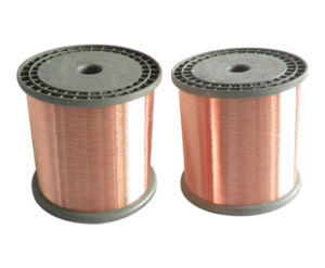 Copper Clad Aluminum Wire (CCA wire) -15A-0.08mm-5.0mm pictures & photos