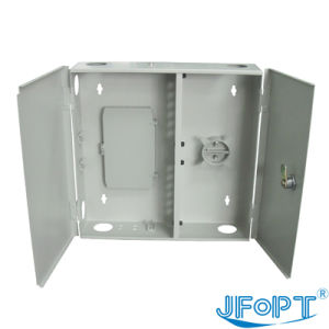 Wall Mounte Fiber Optic Terminal Box (JFOPP-W12)