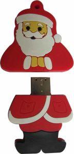 USB Flash Drive (Santa Claus)